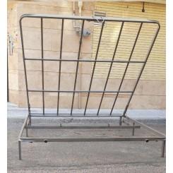 ستکای جکدار فلزی(داخل تختخوابی)200*160